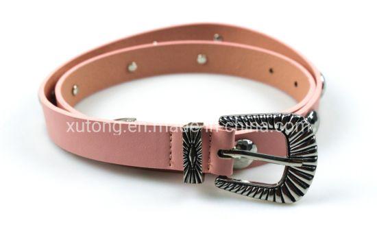 Hot Seal Ladies Waist Belts PU Fashion Accessories for Women