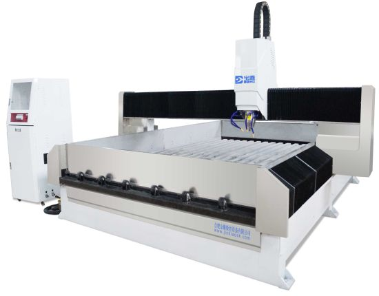 Hot! Bd1325A Heavy Duty Single Head Stone CNC Router Machine