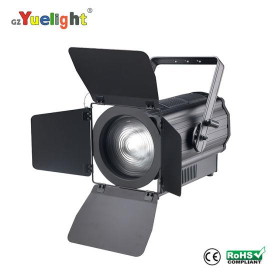 Best Lighting LED Pixed 300W Video Zooming Fresnel Light