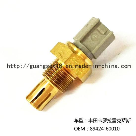 Ntake Temperature Sensor, Product Model: 89424-60010, (Diesel Vehicle) Intake Temperature Sensor