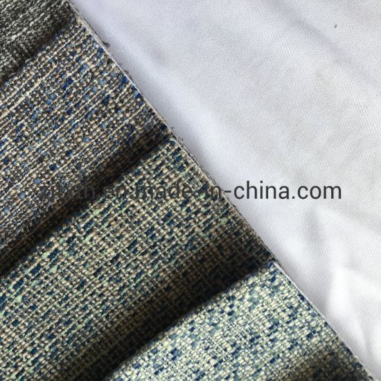 2019 China Textile Fabric High Quality New Color Linen Fabric