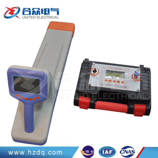 China Underground Cable Fault Locator Use in Tracing and Pinpoint