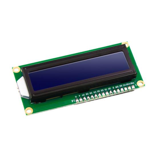 LCD1602 Iic/I2c Blue Backlight LCD1602 Display Module for Uno