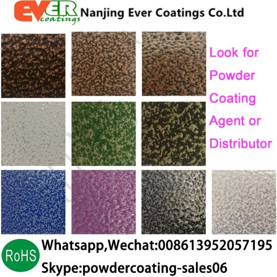Electrostatic/Tribo Matt Epoxy Polyester Ral Color Powder Coating