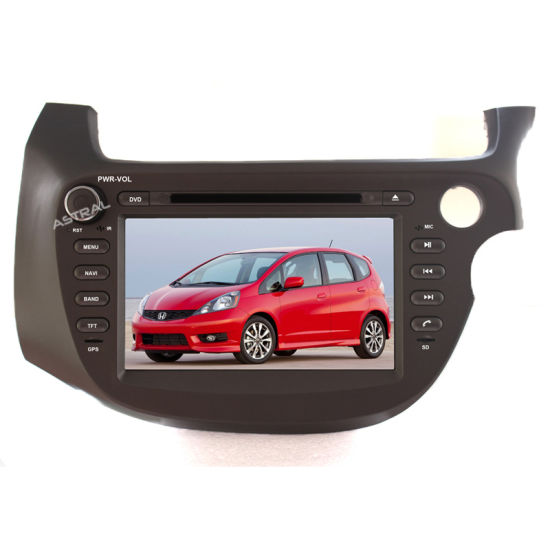 Car MP3 MP4 Player with DVD GPS for Honda Fit Right