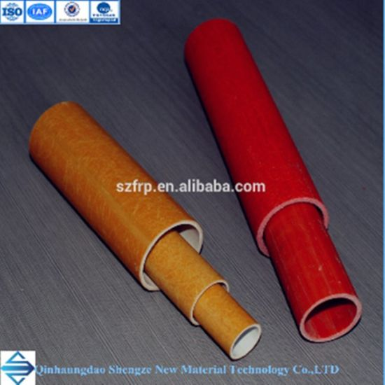 Fiberglass Round Tube pictures & photos