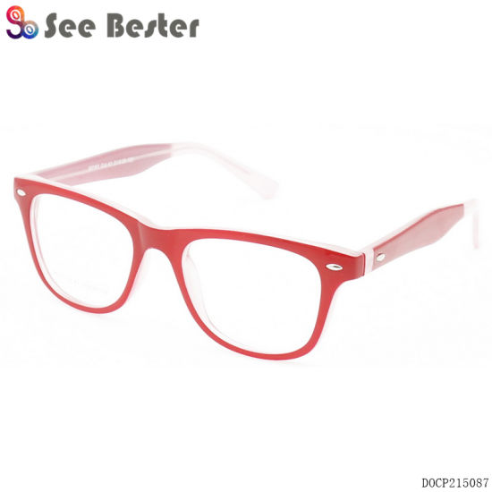 Wholesales Good Quality Eye Glasses Cp Plastic Eyewear Newest Optical Frame