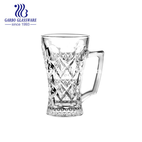Good Price Glass Juice Milk Tea Coffee Cup Mug