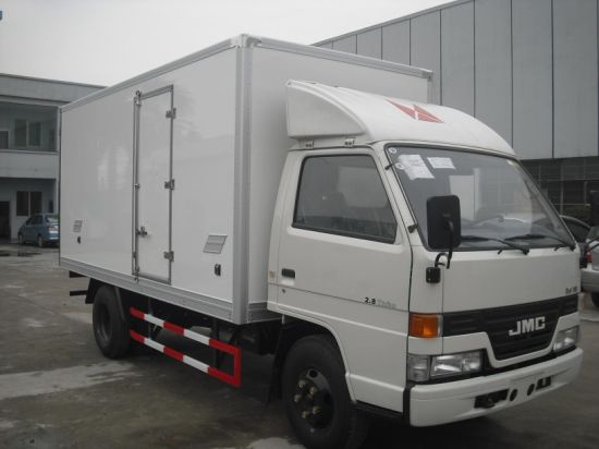 Refrigerated Truck Body pictures & photos