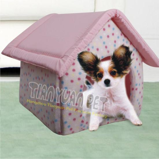 China Korea Style Fabric Dog House, Indoor Dog House
