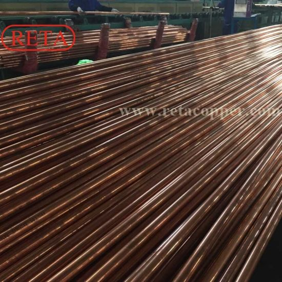 Type K Type L Type M Copper Pipe pictures & photos