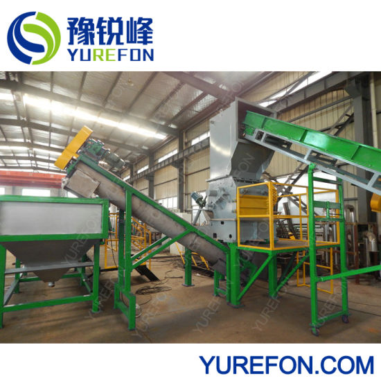 Hot Sale Plastic Recycling Line for Scrap PE PP HDPE LDPE LLDPE Recycling