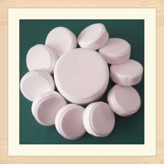 Industrial Grade Flocculant Aluminium Sulphate Tablet pictures & photos