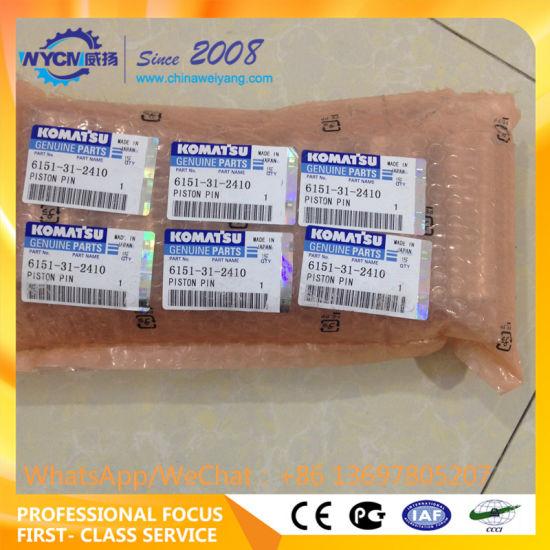 Komatsu Excavator PC400 PC450-7 S6d125 Piston Pin 6151-31-2410
