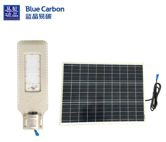 Outdoor Low Price LED 30W Solar Street Light with Pole IP65