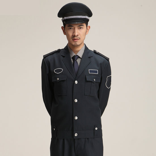 10624c383 Cheap Price Professional Customized Guard Staff Security Uniforms pictures  & photos