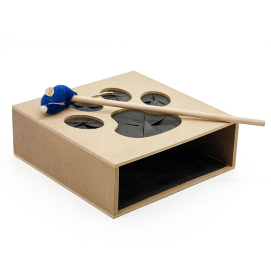Best Supplies Mole Games Wooden Pet Products for Interactive W06f088 pictures & photos