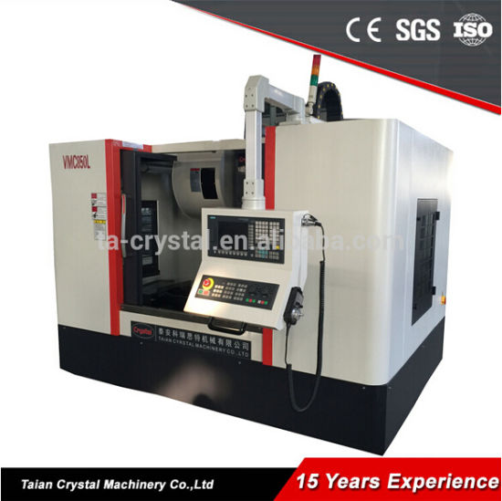 Vertical CNC Milling Machine Machining Center Price Vmc850 pictures & photos