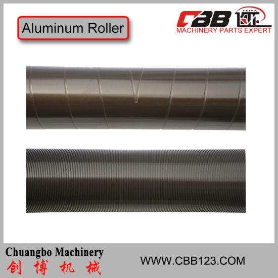 Aluminum Idler Hard Oxidation for Machine