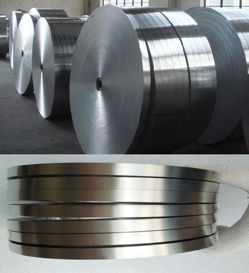 High Quality Pure Nickel Foil/Strip Used for 18650 Cylinder Battery Welding pictures & photos