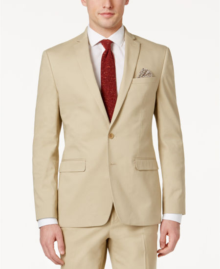 China Slim Fit Coat Pant 3 Piece Suit Groom Wedding Suit For Men