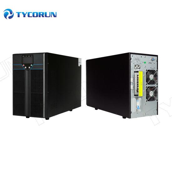Tycorun Tower Mounted UPS 1000va 2000va 3000va Online UPS 220VAC 230VAC 240VAC Uninterruptible Power Supply UPS