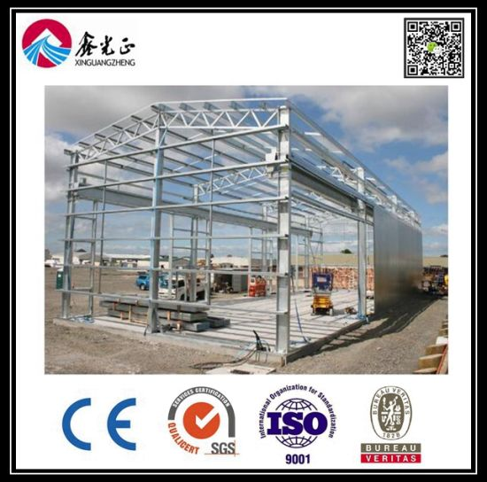 Prefabricated Steel Structure Warehouse (BYSS-112)