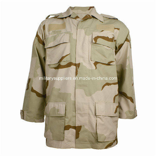 Customized Desert Camouflage Wholesale Military Outdoor Army Police Uniform