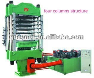 Rubber Flooring Press/Slipper and Sandal Making Machine/EVA Slipper pictures & photos