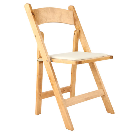 Wooden Wimbledon Chair Solid Wood Foldable Chair for Weddiing and Event  sc 1 st  Qingdao Welhome Co. Ltd. & China Wooden Wimbledon Chair Solid Wood Foldable Chair for Weddiing ...