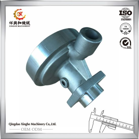 Customized Precision Casting 304 Stainless Steel Investment Casting Parts pictures & photos