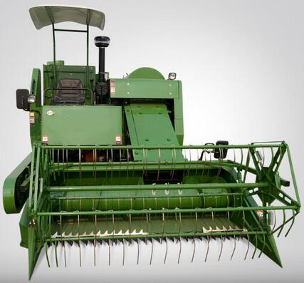 Longitudianl Axial Flow 88HP Rice Combine Harvester pictures & photos