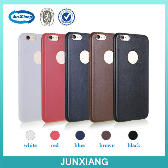 16e3d60220 Factory Direct Mobile Phone Slim TPU Case for iPhone 6 pictures & photos