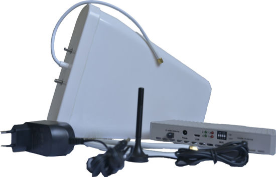 Hot Digital Antenna Freeview Strong Signal Booster Wholesale1800MHz Single Band Consumer Mobile Signal Booster pictures & photos
