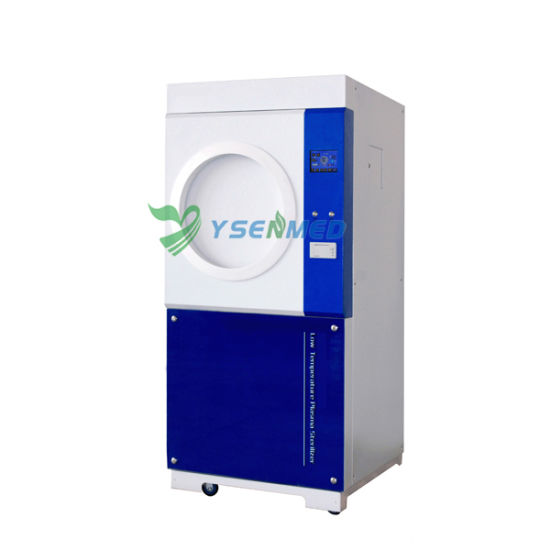 Medical Hospital Low-Temperature Hydrogen Peroxide Plasma Sterilizer pictures & photos