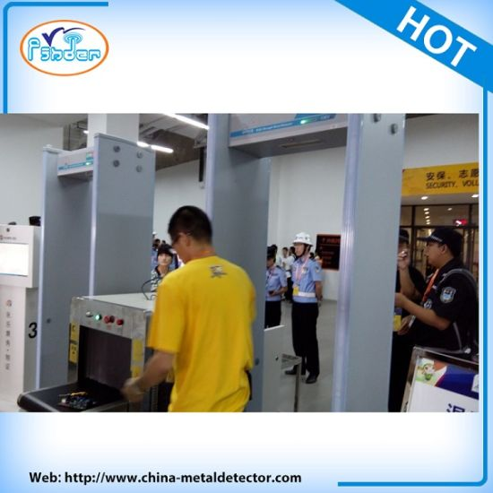 Walk Through Metal Detector Manufacturer 12zone Detectors pictures & photos