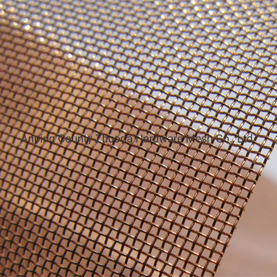 China Wholesale Copper Screen Mesh Hot Sale Ebay pictures & photos