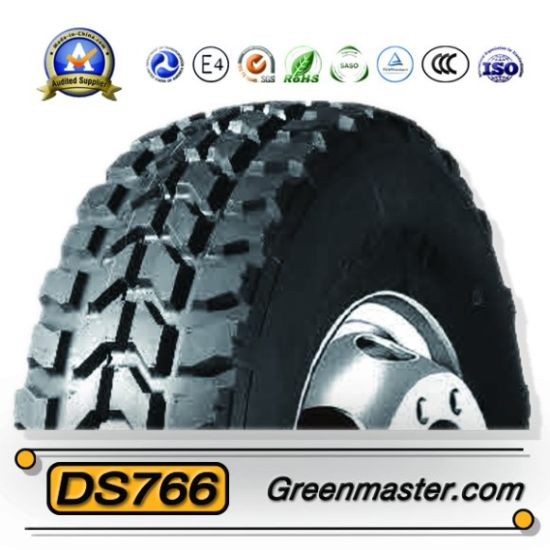 Advance/Double Star/Dongfeng All Steel Heavy Duty Military Tire 11r18 305/80r18 pictures & photos