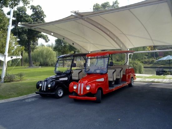 8 Seaters Electric Classic Car (LT-A8. F)