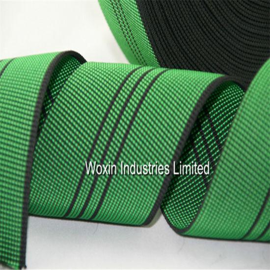 China Manufacture Upholstery Sofa Webbing, Sofa Elastic