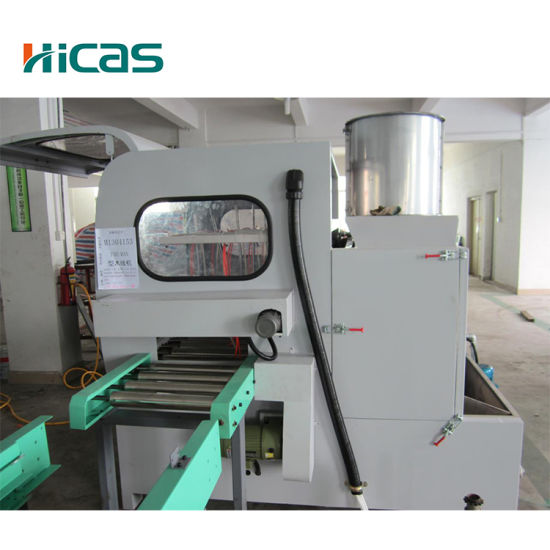 Door Frame Aluminum Profile Automatic Spray Paint Machine with PLC Controller pictures & photos