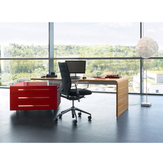 High End Curved Type Executive Table Series For Top Management Office Room