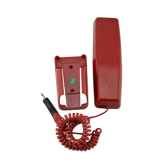 Conventional Fire Telephone Wall-Mounted Control System