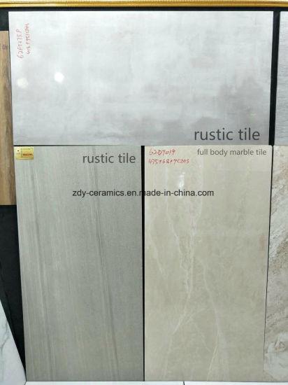 Building Material Size Promotion Rustic Porcelain Tile