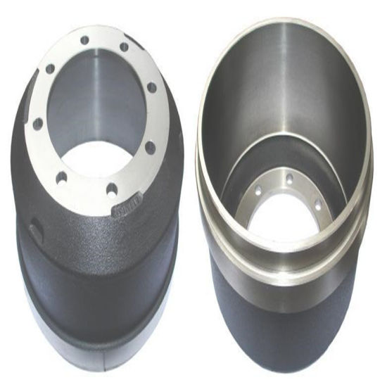 Customized Stainless Steel Drum Brake for Auto Parts