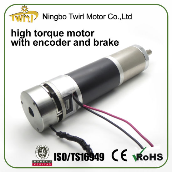 56mm Low Rpm DC Gear Motor