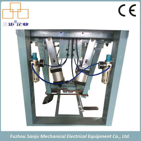 High Frequency PVC Plastic Leathers Welding and Embossing Machine pictures & photos