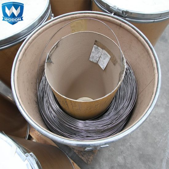 Flux Cored Hardfacing Welding Wires for Vertical Cement Mill Roller pictures & photos