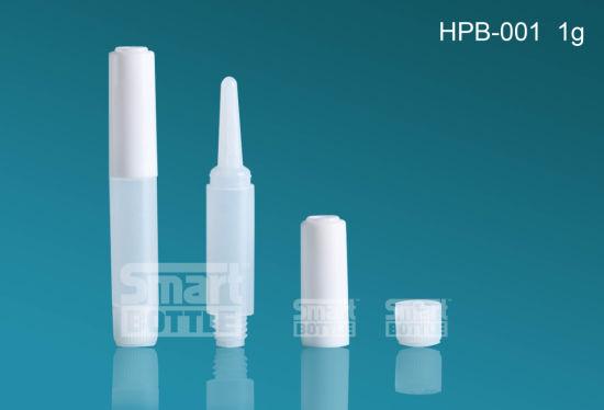 Hpb-001/002 Small High Quality HDPE Cyanoacrylate Glue Plastic Bottle