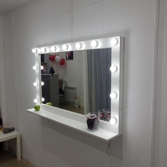 China Hot Touch Screen Bluetooth, Hollywood Vanity Mirror Frameless